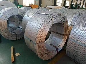 镀锌管专用铝丝